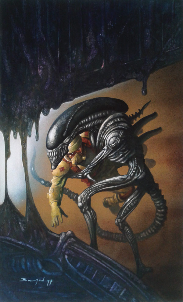 aliens amp monsters john bolton
